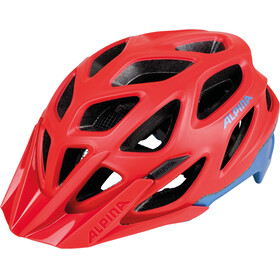 Alpina Mythos 3.0 L.E. Helmet red-blue